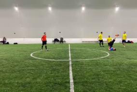 1/2 финала FC Galaxy - Патриоты