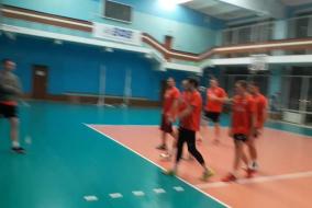 Волейбол 2020-2021 Матч РВК-ВОРОНЕЖ - СГЦ ТОП-ГЕН. Концовка