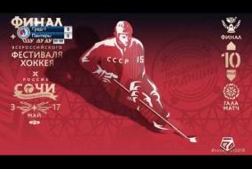 VII Фестиваль НХЛ (Дивизион Амазонки ЛЖХ) Матч Гризли-1 – Гроза-1 11.05.18