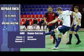 Первая лига 2020/21. Транснефть - Поволжье Спорт 7:3