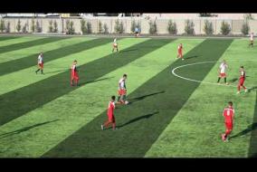 Матч 7 тура чемпионата Одесской области «Хаджибей» - «Черноморск» (0:0). Видеозапись Михаила Колова