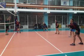 Волейбол 2020-2021. Матч ВЗРМ - ЭКОХЛЕБ. Фрагмент 2. Второй сет 30-28