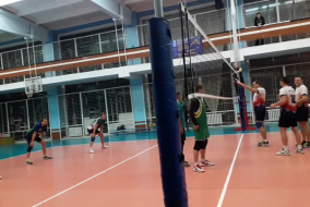Волейбол 2020-2021 Матч ВЗРМ - КОСМОС-НГ. Развязка на больше-меньше