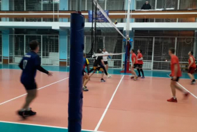 Волейбол 2020-2021. ТОП-ГЕН - ПВО. Фрагмент 1. Вторая партия концовка