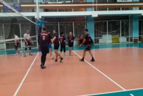 Волейбол 2020-2021. Матч ЭКОХЛЕБ - КОСМОС-НГ. Фрагмент
