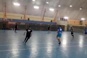 Футзал 2020-2021 Кубок Четвертьфинал ВИВТ - ГАЗПРОЕКТ Фрагмент 2 Второй гол ВИВТ
