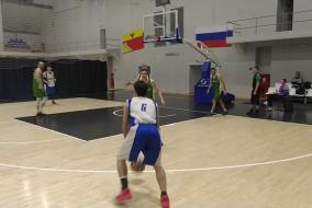 Баскетбол 3х3. Чемпионат 20-21. Матч ЭФКО - ПРОКУРАТУРА