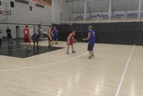 Баскетбол 3х3. Чемпионат 20-21. Матч СОГДИАНА - ВИВТ