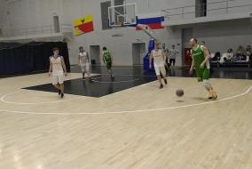 Баскетбол 3х3. Чемпионат 20-21. Матч ОФИСМАГ - ЭФКО