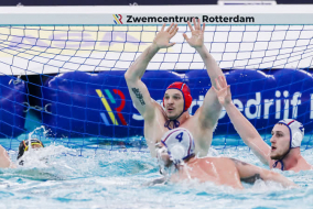MENS WATER POLO OLYMPIC GAMES QUALIFICATION TOURNAMENT 2020. 3 DAY.
