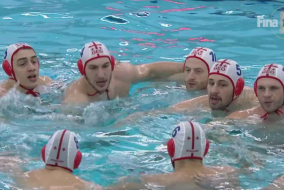 MENS WATER POLO OLYMPIC GAMES QUALIFICATION TOURNAMENT 2020. 4 DAY.