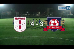 Видео обзор 25-го тура HAVAS vs REDBULL