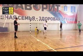 Переходной матч. Карпик - Тереньга-2