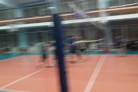 Волейбол 2020-21. Матч ВЗРМ - ПВО. Фрагмент