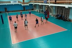 Волейбол 2020-2021. Матч ТНС ЭНЕРГО - ПРОКУРАТУРА 1-й тайм
