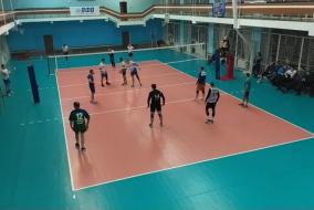 Волейбол 2020-2021. Матч ВЗРМ - ЭФКО. 2-я партия