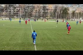 Видеозапись матча зимнего первенства Одесской области «Аркадия» - «Хаджибей»