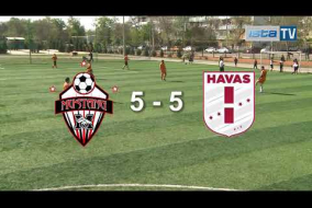 Видео обзор 30-го тура. MUSTANG vs HAVAS