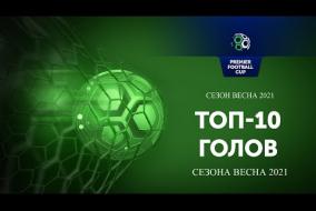 Топ-10 голов Сезона Весна 2021