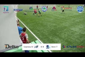 Школьная Футбольная Лига. Обзор матча: Скорпионы 58 - Волки 77
