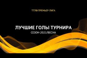 Лучшие голы турнира. Сезон-2021/весна