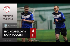 Hyundai Glovis – Банк Россия - 4-11