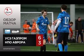 УСЗ Газпром – НПО Аврора - 6-3