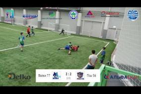 Школьная Футбольная Лига. Обзор матча: Волки 77 - Псы 56