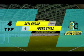 Setl Group 1:6 Young Stars