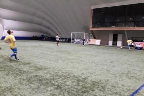 Футбол-2021. Матч НЕТКРЭКЕР - КВАДРА Последние 10 минут