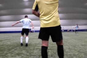 Футбол-2021. Матч КОСМОС-НЕФТЬ-ГАЗ - МАКСПРИНТ. Последние 15 минут