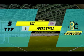 SRT 2:3 Young Stars