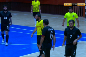 Atletico Madrid 7 vs 1 Proshyan ASL INTER CUP 1/2 FINALA