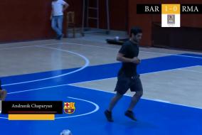Barcelona 1 vs 2 Real Madrid ASL B DIVISION 2021 1 Tour