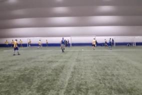 Футбол-2021. Матч ТНС ЭНЕРГО - КВАДРА. Фрагмент 1. первый тайм