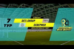 Setl Group 1:2 Севермек