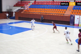 FC Impuls 3 vs 5 Real Madrid CF ASL B DIVISION 3 Tour