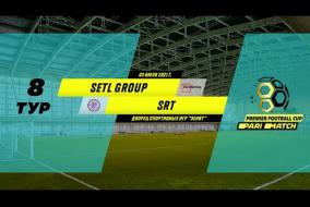 Setl Group 3:1 SRT