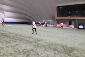 Футбол Лето-2021. Матч ПРОКУРАТУРА - ОФИСМАГ. Фрагмент 2. Второй тайм