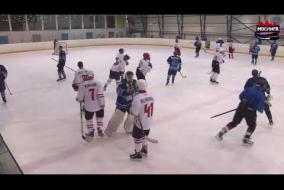 ХК Белый Шквал Запад - ХК Hockey Edition Весна-Лето 2021 08.08.2021