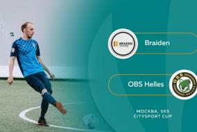 Braiden - OBS Helles ,прямой эфир