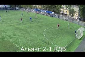 Кубок Томской Суперлиги 35+ (1/4)