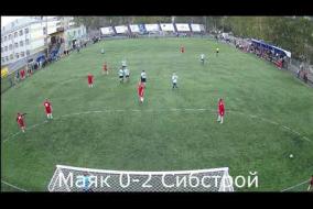 Кубок Томской Суперлиги 45+ (1/2)