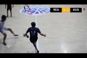 Real Madrid CF 6 - 1 Avangard B DIVISION Tour11