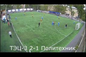 ФИНАЛ Кубка Томской Суперлиги (35+ В)