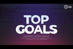 TOP GOALS | 11 TUR
