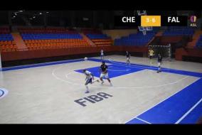 FC CHELSEA 5 - 12 FC FALCONS B DIVISION TOUR 12
