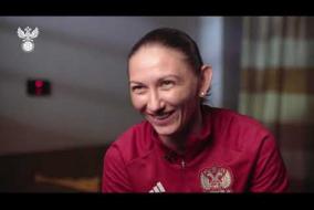 Нефутбольные вопросы с Юлией Гриченко