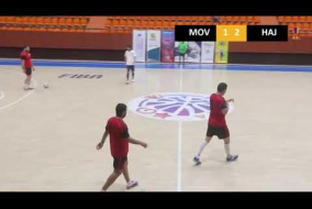 Movistar Futsal Club Yerevan 4 : 3 FC Nor Hachn A DIVISION Tour 8