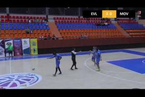 Ecoville 5 : 3 Movistar Futsal Club Yerevan A DIVISION Tour 9
